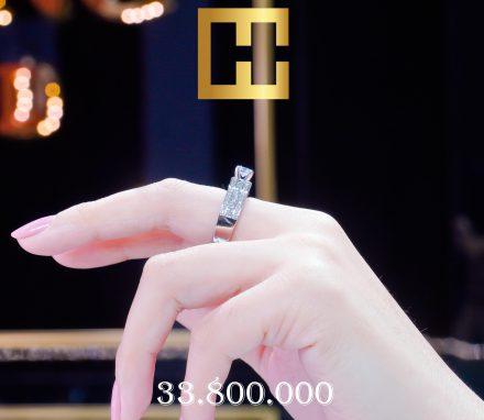 NHẪN KIM CƯƠNG NỮ CAO HÙNG DIAMOND 004