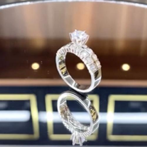 nhẫn kim cương nữ cao hùng