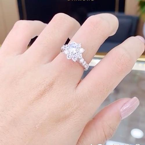 nhẫn kim cương 1