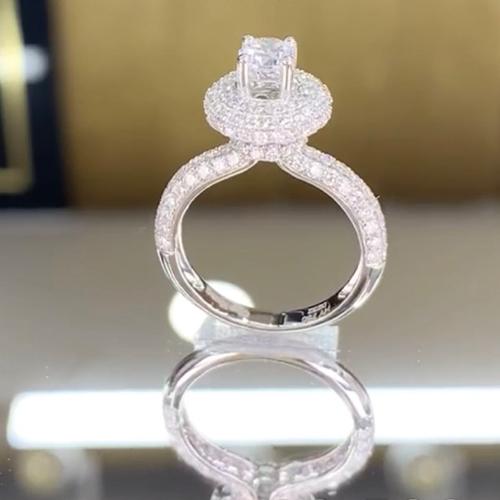 nhẫn kim cương 4