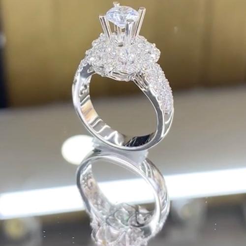 nhẫn kim cương 6