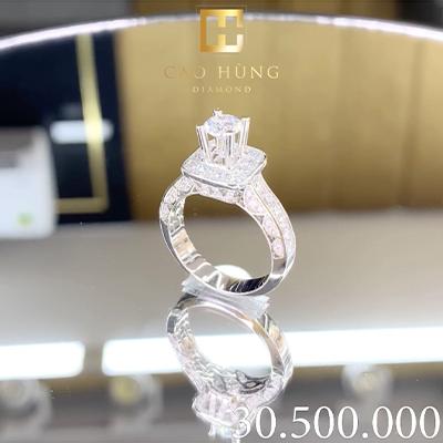 trang sức kim cương cao hùng diamond