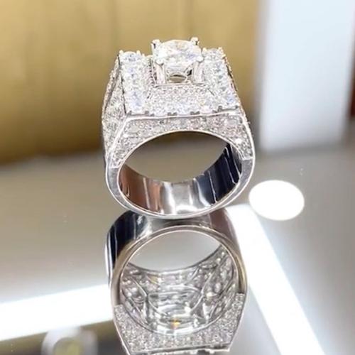nhẫn kim cương nam 145tr