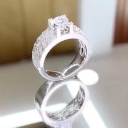 nhẫn kim cương nữ cao hùng 72tr