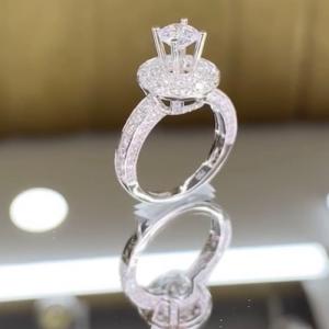 nhẫn kim cương nữ cao hùng diamond 38tr5