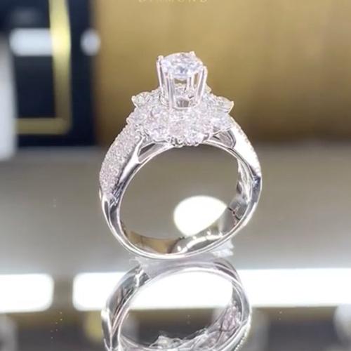 nhẫn kim cương nữ cao hùng diamond 41tr