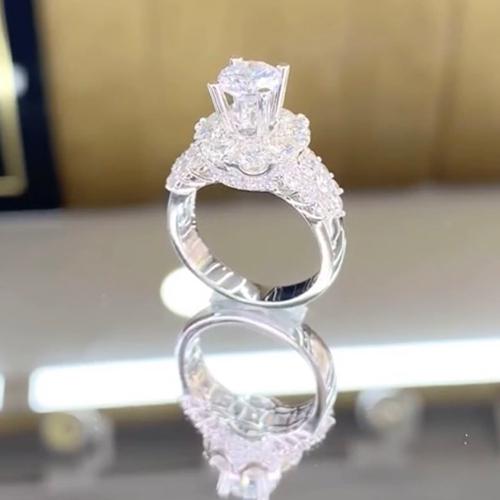 nhẫn kim cương nữ cao hùng diamond 59tr8
