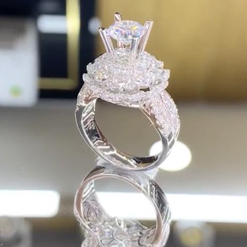 nhẫn kim cương nữ cao hùng diamond 62tr
