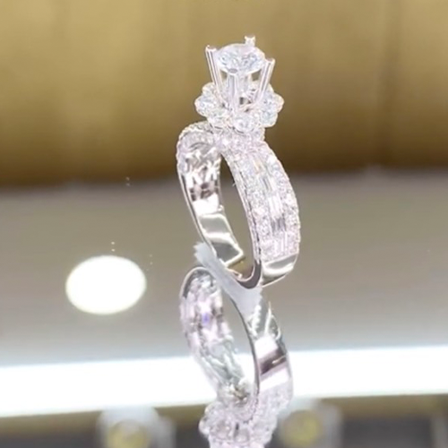 nhẫn kim cương cao hùng diamond 54tr