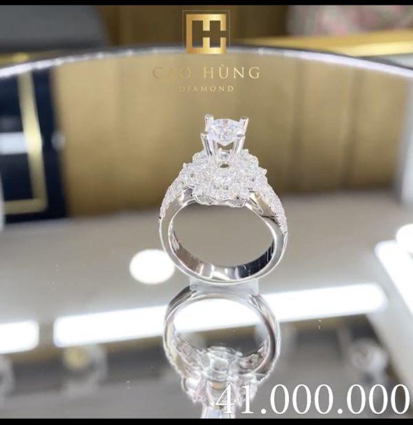 kim cương thiên nhiên cao hùng diamond