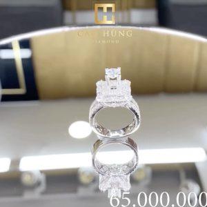 trang sức kim cương cao hùng