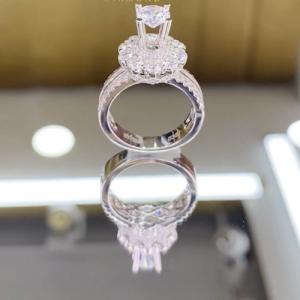 nhẫn kim cương 75tr