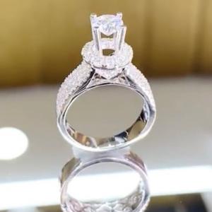 nhẫn kim cương nữ cao hùng diamond 29tr9
