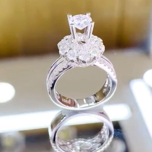 nhẫn kim cương nữ cao hùng diamond 75tr