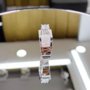 nhẫn kim cương nam 32tr-1