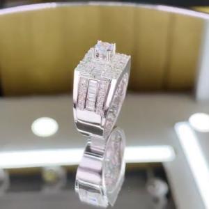 nhẫn kim cương nam 71tr5