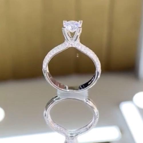 nhẫn kim cương nữ 20tr5