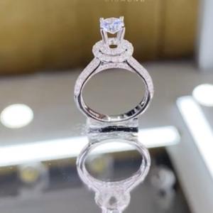 nhẫn kim cương nữ 26tr