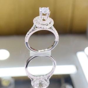 nhẫn kim cương nữ 29tr