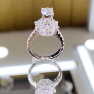 nhẫn kim cương nữ 51tr5